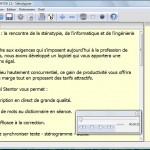 Janvier 2008 : Sortie de Stentor Sténotypiste v1.0
